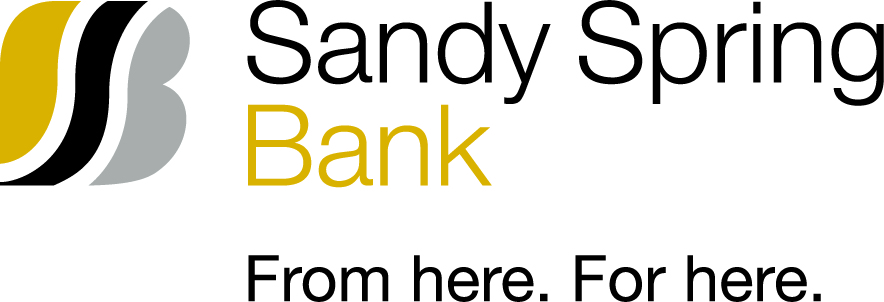 Sandy Spring Bank Stacked w tag